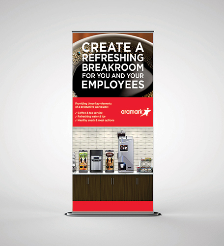 heathery project - Aramark