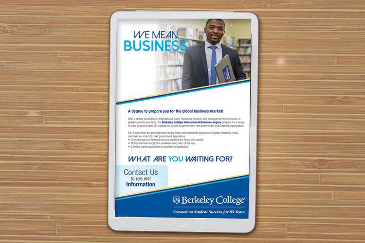 heathery project - Berkeley College